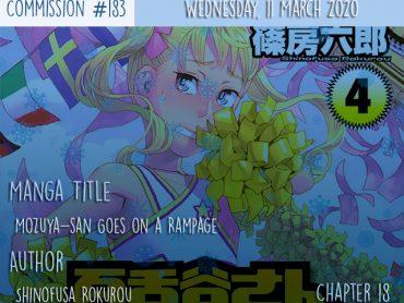 Mozuya-san Goes on a Rampage (Chapter 18)