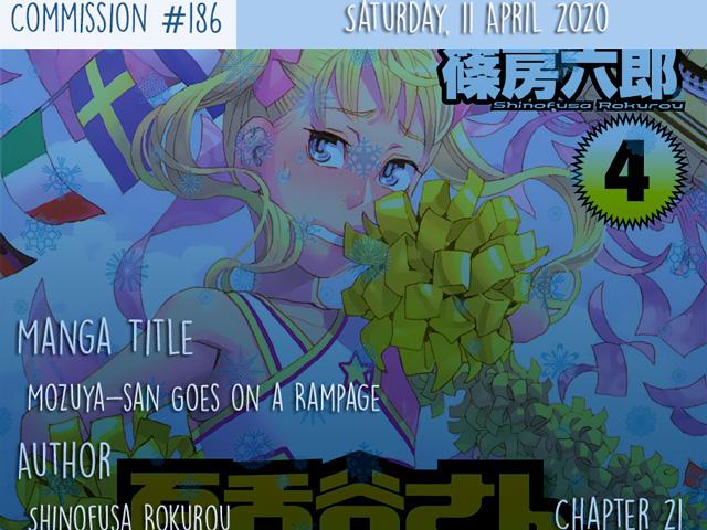 Mozuya-san Goes on a Rampage (Chapter 21)