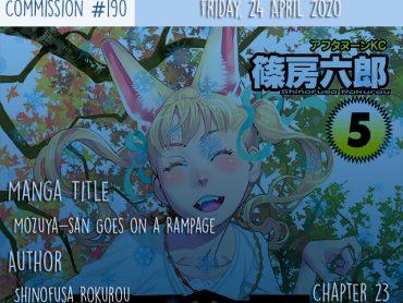 Mozuya-san Goes on a Rampage (Chapter 23)