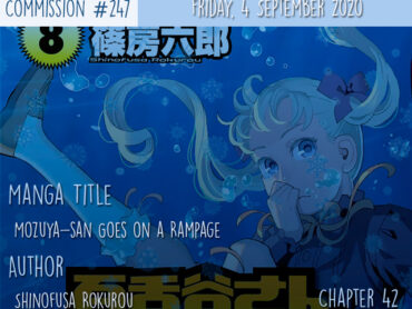 Mozuya-san Goes on a Rampage (Chapter 42)
