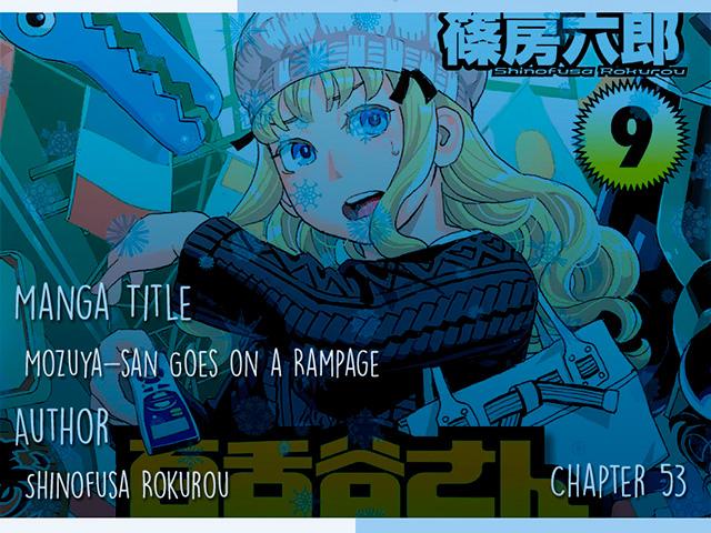 Mozuya-san Goes on a Rampage (Chapter 53)