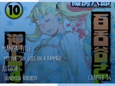 Mozuya-san Goes on a Rampage (Chapter 54)