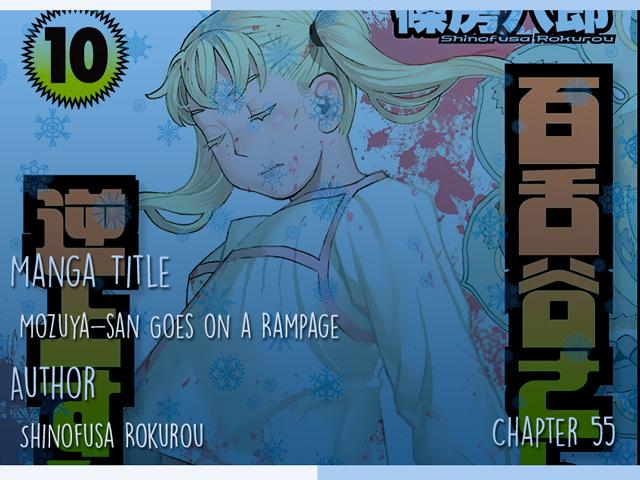 Mozuya-san Goes on a Rampage (Chapter 55)