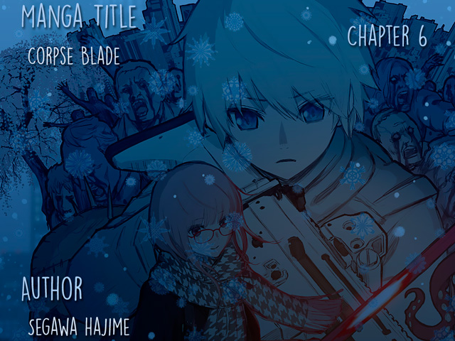 Corpse Blade (Chapter 6)